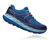Womens Hoka One One STINSON ATR 5 Trail Running Shoes - Seaport / Aqua Haze