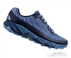 Womens Hoka One One TORRENT trail running shoes - Black Iris / Moonlight Blue