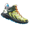 Mens Hoka TOR SPEED 2 WP Mountain Running Shoes - Citrus / Castlerock