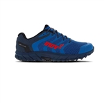 Mens Inov-8 PARKCLAW 260 KNIT Trail Running Shoes - Blue / Red