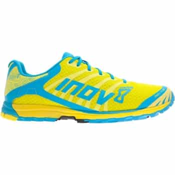Mens Inov-8 RACE ULTRA 270 Trail Running Shoes - Lime / Blue