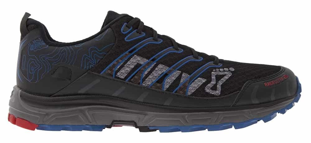 Mens Inov-8 RACE ULTRA 290 Trail Running Shoes - Black   Blue a640537da