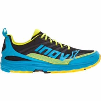 Mens Inov-8 RACE ULTRA 290 Trail Running Shoes - Black / Blue / Lime