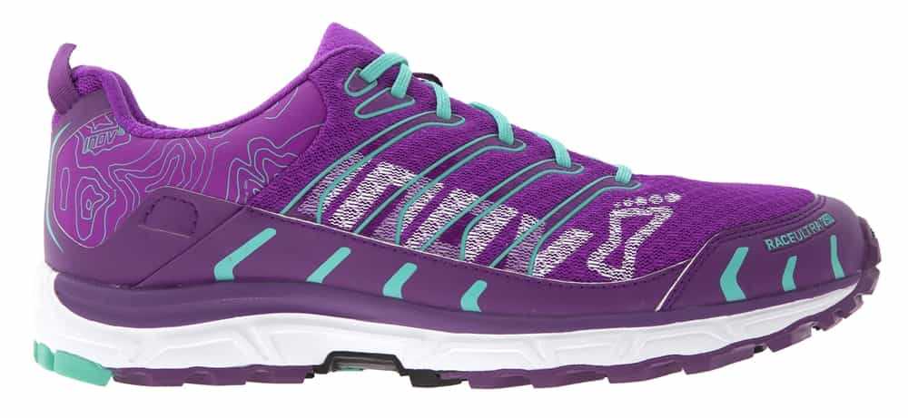 Womens Inov 8 Race Ultra 290 Women's Trail Running Shoes Standard Fit Blue