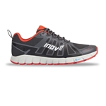 Mens Inov-8 TERRAULTRA 260 Trail Running Shoes - Grey / Red