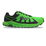 Mens Inov-8 TERRAULTRA G 270 Trail Running Shoes - Green / Black