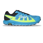 Womens Inov-8 TERRAULTRA G 270 Trail Running Shoes - Blue / Yellow