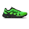 Mens Inov-8 TRAILFLY ULTRA G 300 MAX Ultra Running Shoes - Green / Black