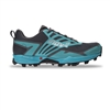 Womens Inov-8 X-TALON ULTRA 260 Mountain Trail Running Shoes - Teal / Grey