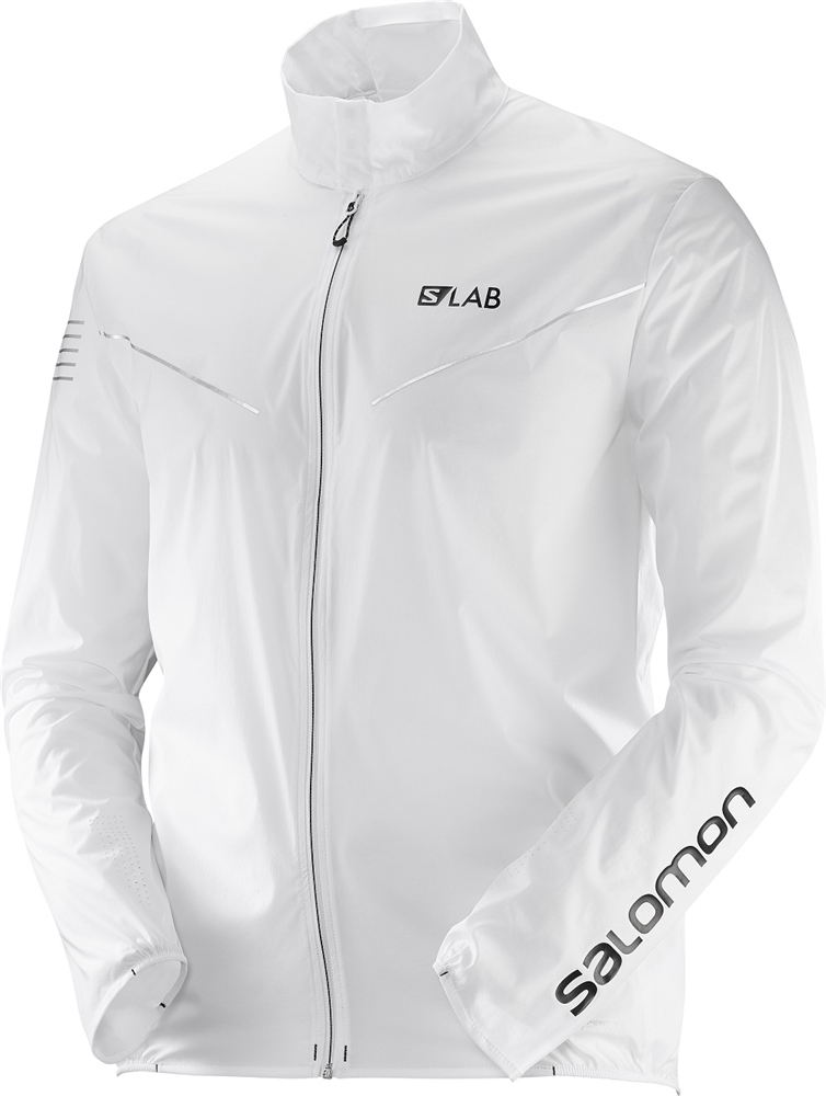 4ccf28f37 Men's Salomon S-LAB LIGHT Windproof Running Jacket | Ultramarathon ...