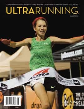 UltraRunning Magazine : August 2016