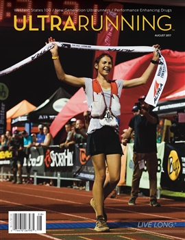 UltraRunning Magazine : August 2017
