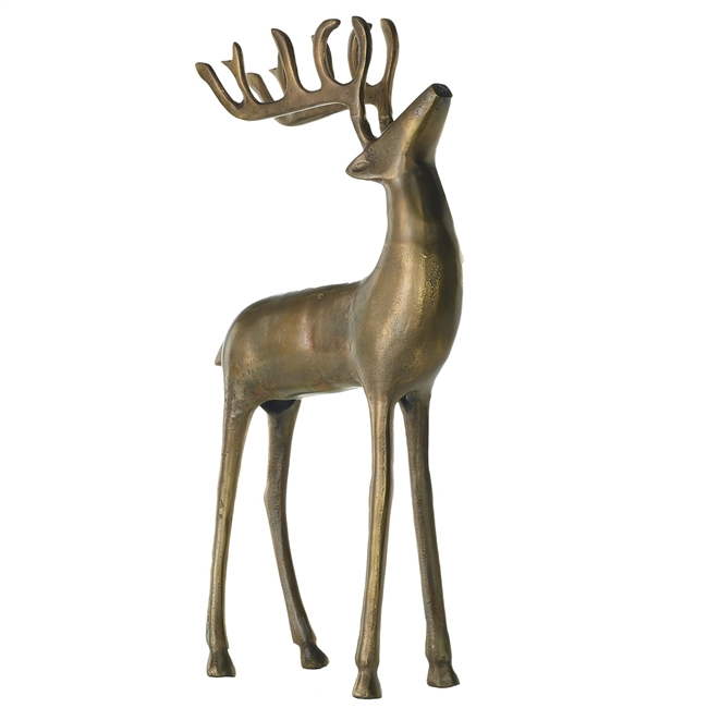 Whimsical Reindeer Medium