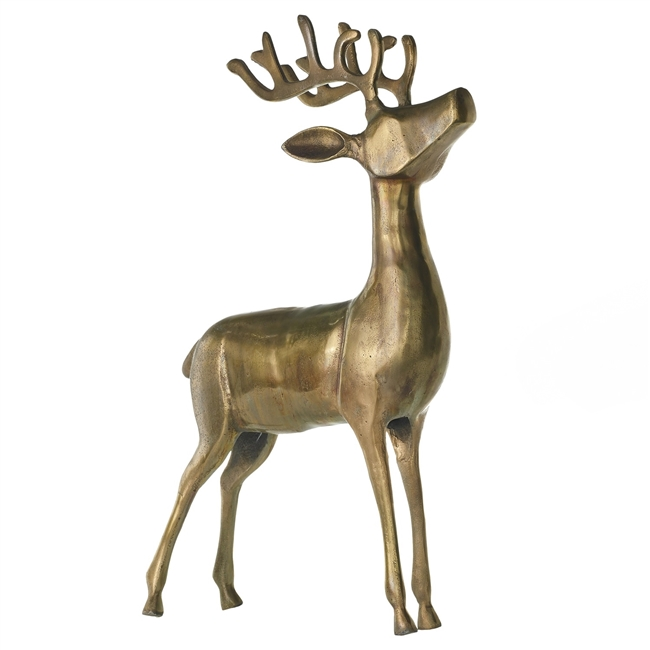 Whimsical Reindeer Large