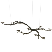 Whimsical Branch Chandelier