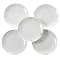 Whimsical Family Dinner Collection: Set of 5