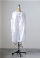 Linen Kimmy Tunic, White
