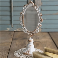 Gertie's Rustic Farmhouse Bath Mirror