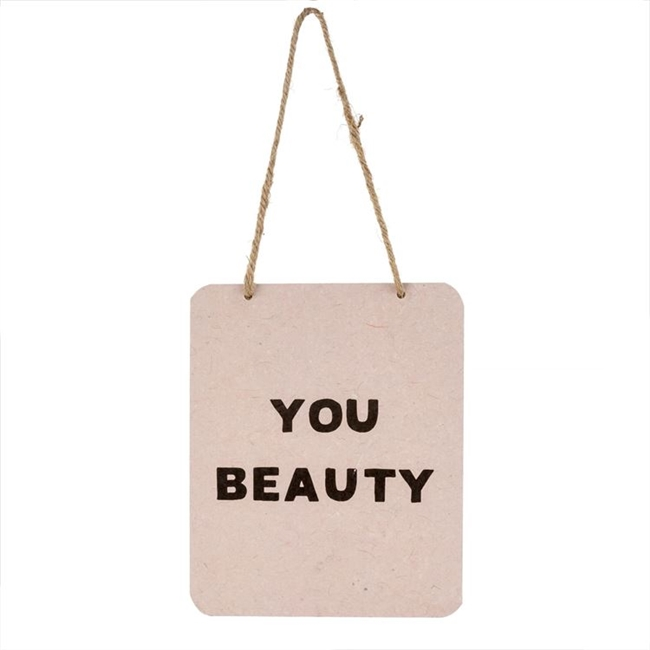 You Beauty Sign