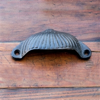 Cast Iron Mercantile Pull Handle