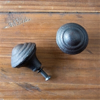 Large Cast Iron Knob