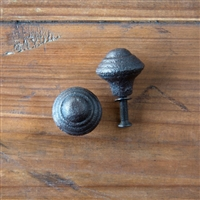 Small Cast Iron Knob