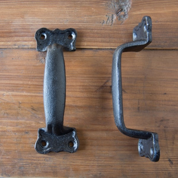 Cast Iron Large Drawer Pull