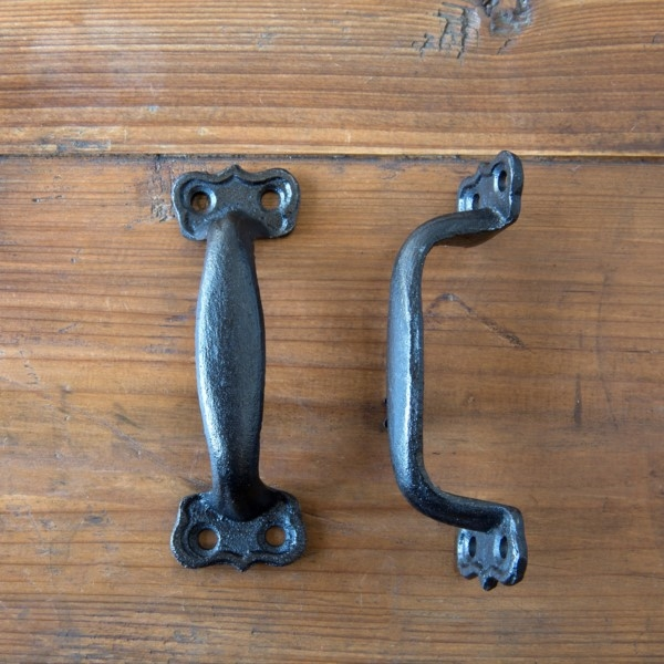 Cast Iron Small Drawer Pull