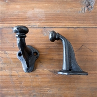 Cast Iron Dressing Room Hooks