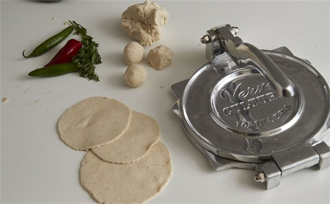 Tortilla Press - Large Aluminum