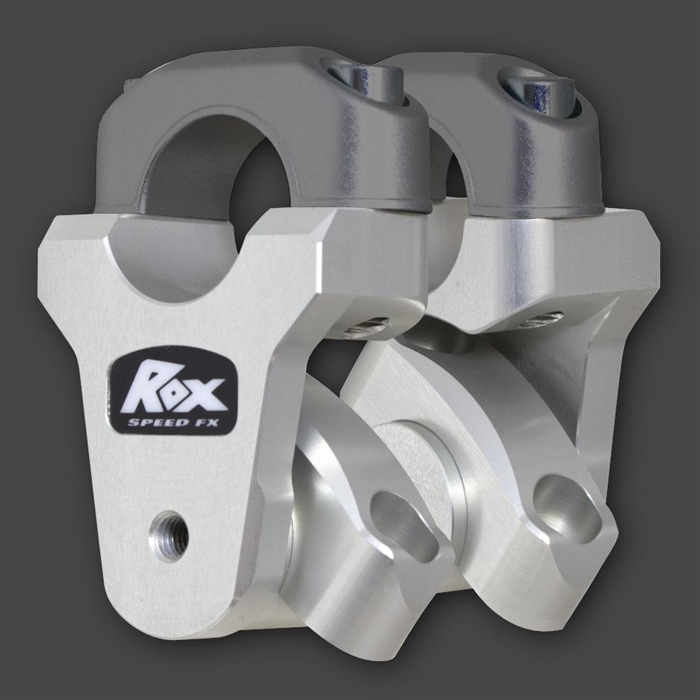"ROX BMW ROX RISERS   R1200GS WC Watercooled 2"" Pivoting Bar Risers (2013+)"