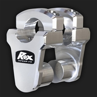 "ROX 2"" Pivoting Risers for 1 1/8"" Handlebars"