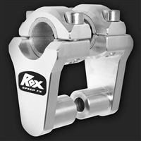 "ROX RISERS 2"" Pivoting Bar Risers for 7/8"" OR 1 1/8"" Handlebar"
