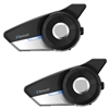 Sena 20S EVO Bluetooth Headset - Dual Pack