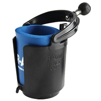 "RAM Drink Cup Holder with 1"" Ball"