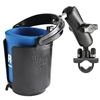 RAM Cup Holder with Handlebar Mount