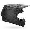 Bell Moto-9 Flex Helmet - Matte Black Syndrome