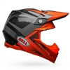 Bell Moto-9 Flex Helmet - Hound Matte Gloss Orange