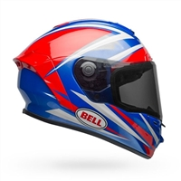 Bell Star MIPS Helmet - Torsion Red/Blue
