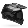 Bell MX-9 Adventure MIPS Helmet - Marauder Matte/Gloss Blackout