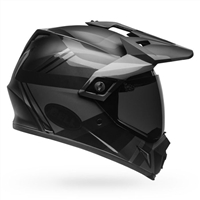 Bell MX-9 Adventure MIPS Helmet - Marauder Blackout