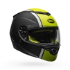 Bell RS-2 Helmet - Rally Matte/Gloss Black/White/Hi-Viz