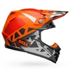 Bell Moto-9 MIPS Helmet - Tremor Black/Orange