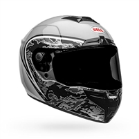 Bell SRT Helmet - Assassin Gloss Grey/White/Camo
