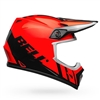Bell MX-9 MIPS Helmet - Dash Gloss Orange/Black