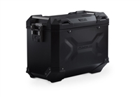 SW-MOTECH TraX Adventure | 45 Litre Side Case - Left | Black