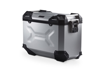 SW-MOTECH TraX Adventure | 45 Litre Side Case - Right | Silver