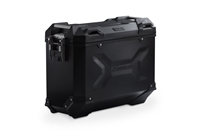 SW-MOTECH TraX Adventure | 37 Litre Side Case - Left | Black