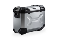 SW-MOTECH TraX Adventure | 37 Litre Side Case - Left | Silver