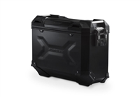 SW-MOTECH TraX Adventure | 37 Litre Side Case - Right | Black